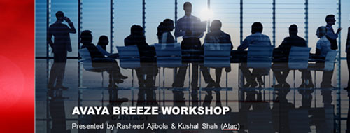 Breeze Workshop