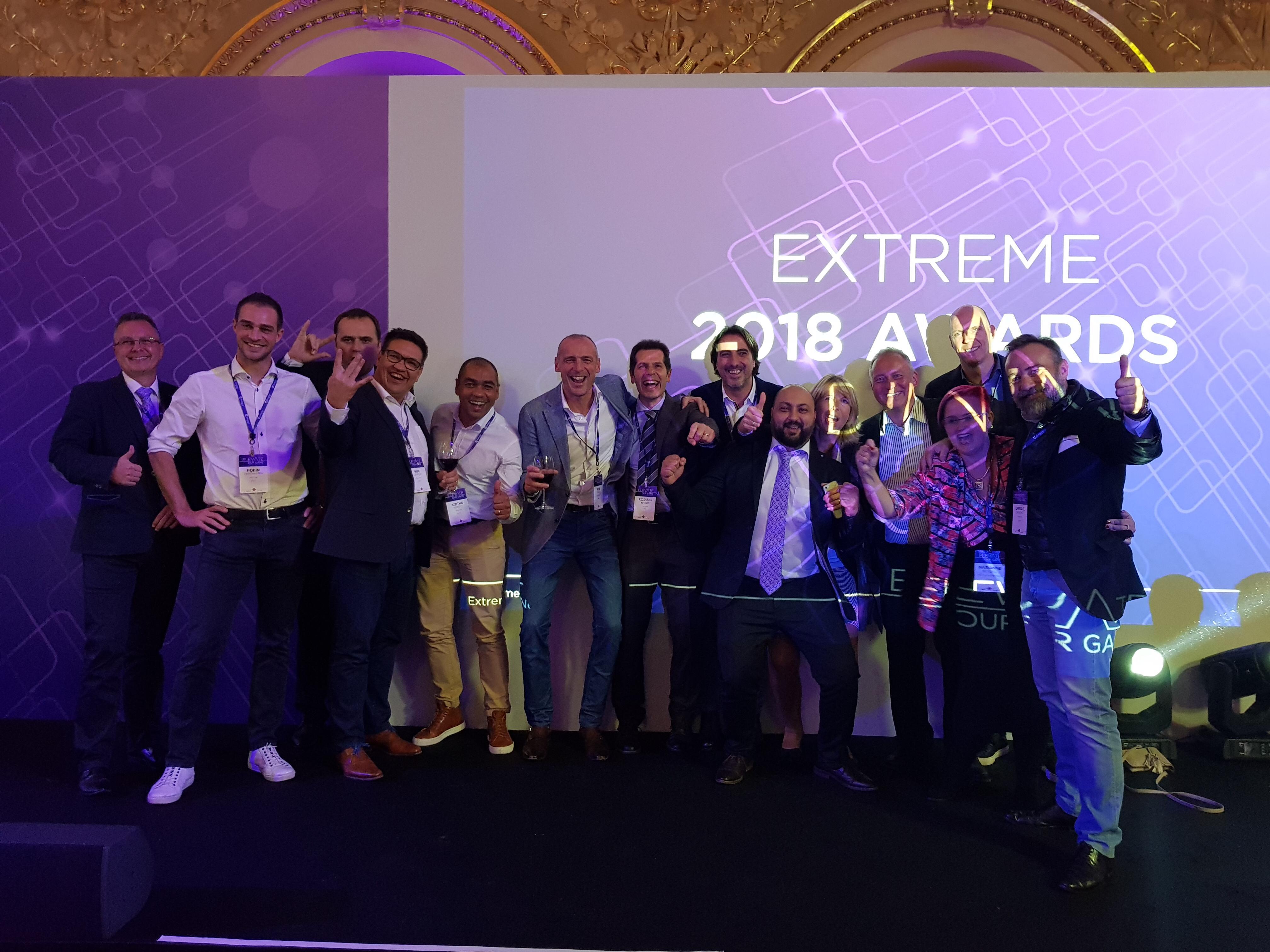 Westcon EMEA wins Extreme's Global Distributor of the Year