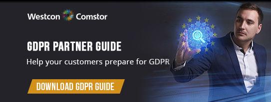 GDPR Partner guide