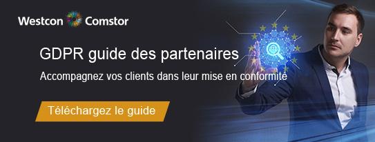 GDPR : guide des partenaires Westcon - Comstor