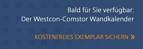 Westcon Comstor Wandkalender bestellen