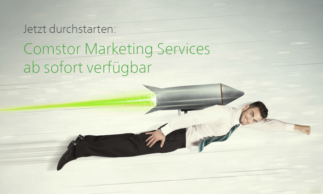 Comstor Marketing Services