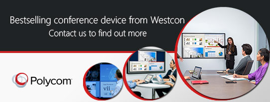 Westcon now sell Polycom Pano