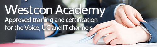 Westcon Academy: Certification and Training for the Voice, UC and IT Channels