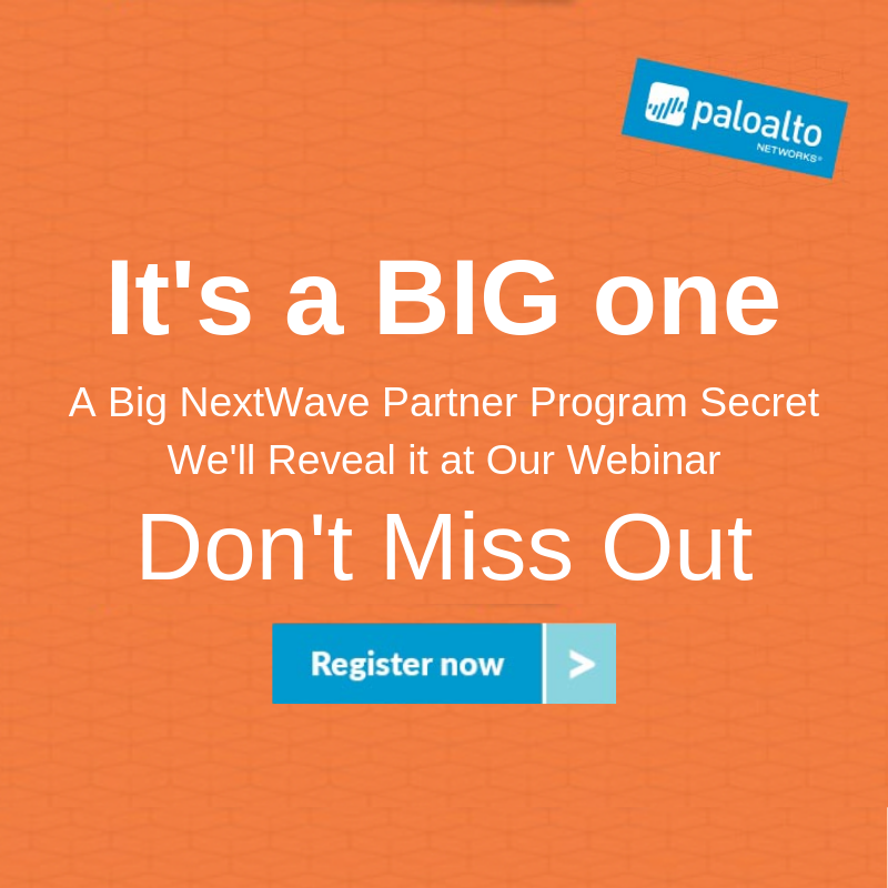 Webinar NextWave Partner Program Secret
