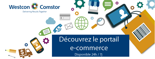 E-commerce Westcon | Comstor