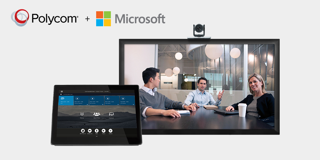 Polycom and Microsoft