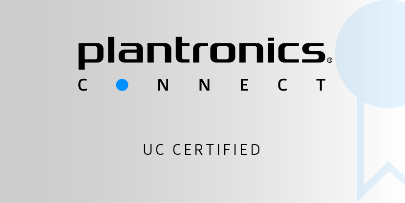 Plantronics - Westcon is an approved UK&I Plantronics